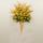 スタンド花バスケットスタイル(オレンジの色調)