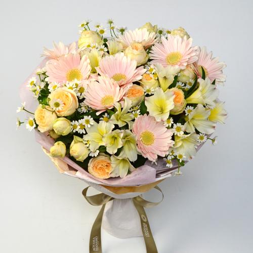 ガーベラの花束<フェアリー>