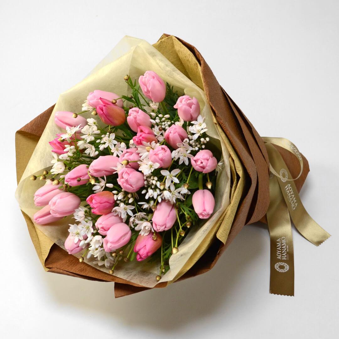 チューリップの花束<プライム>